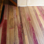 Flooring from material of a winery - USA