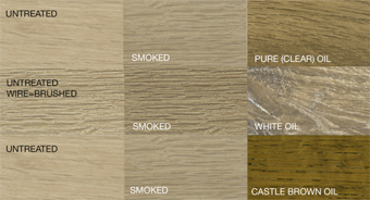 Smoke Monocoat Natural Oil Finish